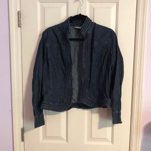 Chico's Denim Jean Jacket